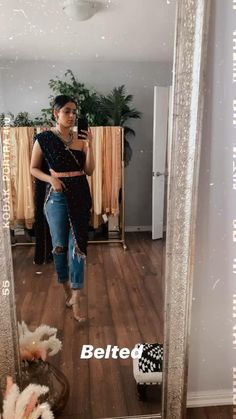 Party Wear Indian Dresses, Dress Indian Style, Indian Fashion Dresses, Indian Designer Outfits, Ethnic Outfits, Indian Outfits, Trendy Outfits, Fashion Outfits, Fashion 2018