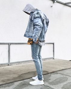 Winter is just around the corner and it is important to list down an important trend now – Denim look!