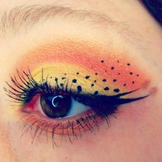 Tiger Lily created by Angel Baker on Makeup Geek