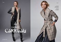EDITORIAL AUTUMN - WINTER 18/19 - Forel Fall Winter, Autumn, Fashion Lookbook, Winter Collection, Duster Coat, 18th, Editorial, Jackets, Photography