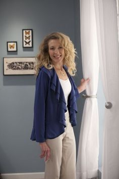 Looking Good Serger Jacket - stylish jacket constructed and trimmed completely with your Baby Lock Serger.