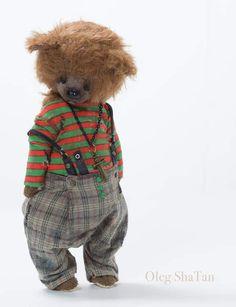 Dolls & Bears Sincere Annette Funicello Plush Collectivle Bear