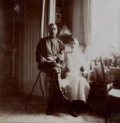 Nicholas & Tatiana, 1913