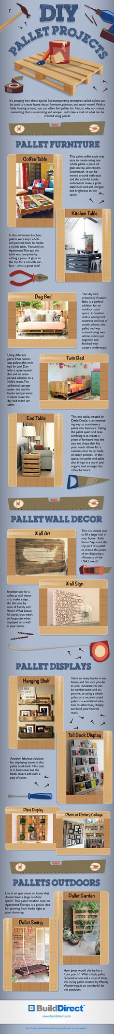 DIY_Pallets- who wants to help me make this coffee table?