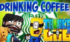 Kid friendly minecraft videos-Minecraft Mods : Think's Lab – New Coffee Machine! Minecraft Videos, Seo Marketing, Coffee Machine, Lab, Noodles, Kids, Youtube, Macaroni, Young Children