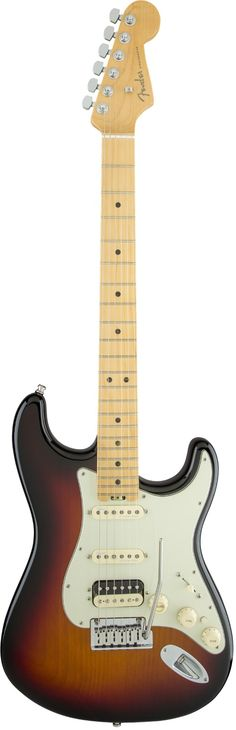Fender American Elite Stratocaster HSS Shawbucker MN in 3 Colour Sunburst