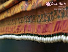 Designer Sarees #DesignerSarees #swathisboutique