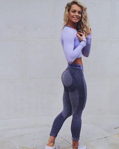 cute workout clothes and fitness outfit ideas #style
