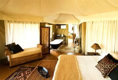 Mchenja Camp, Norman Carr Safaris