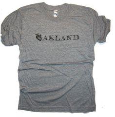 Image of I heart Oakland tee or tank