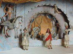 puppet theatre, palazzo borromeo, lago maggiore, italy, 4-14