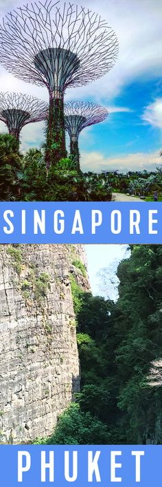 Singapore | Phuket | This southern Asian voyage from Royal Caribbean takes you on an adventure of local flavors in Phuket-Town, world-class shopping on Orchard Road and thrilling land excursions through Khao Phra Taew National Park.