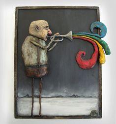 play outside the box! - houston artist edgar hernandez