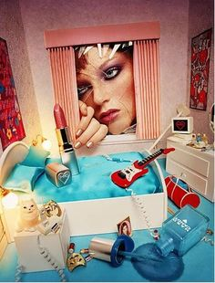 Dit is een foto van David LaChapelle. David Lachapelle, Conceptual Photography, Fine Art Photography, Fashion Photography, Art Beat, Ellen Von Unwerth, Steven Meisel, Tim Walker, Foto Fashion