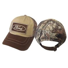 Roush Automotive Collection Store - Ford Camo Hat (3453), $22.95 (http://store.roushcollection.com/ford/ford-camo-hat-3453/)