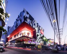TUKCOM I.T. Mall Sriracha / Supermachine Studio - Sriracha, Thailand