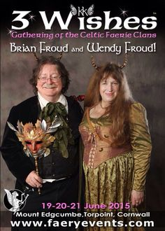 Brian and Wendy Froud