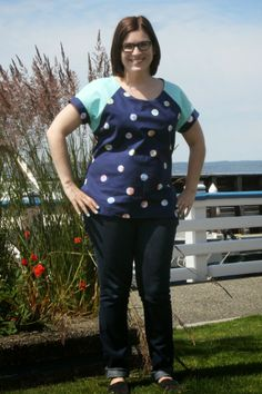 Snippets of Sweetness: Marbles Belcarra Blouse
