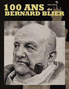 100 ans de Bernard Blier. Exposition hommage à Pontarlier Saint Yves, Bertrand Blier, France 3, Brave, Westerns, Japanese, Actors, Dominique, People