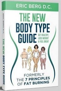 The New Body Type Guide by Eric Berg, DC, is a major upgraded and improved version of his best selling book, The 7 Principles of Fat Burning. In his recent years, many new discoveries and observations prompted Dr. Berg to come out with a new version to bust through any slow metabolism. Dr. Berg will teach you how to take your results to a whole new level and get your body into super health state. Also added is several additional chapters on acupressure techniques to rid stress, pleasure food…