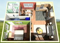 mother in law house plans   Mother-in-law Suites and Multigenerational from DrummondHousePlans.com