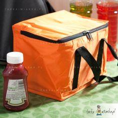 Torba termiczna Holiday pomarańczowa