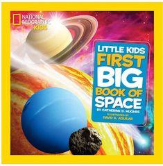 Penguin Random House National Geographic Little Kids First Big Book of Space #afflink