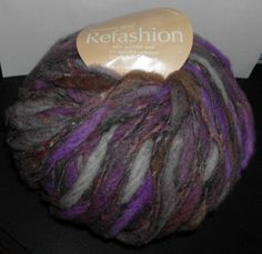 Plymouth Yarn - Refashion Yarn  Two Colors to Choose From by TheKnittingGnomeVT on Etsy