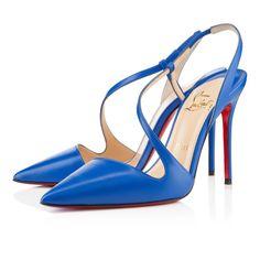 JUNE KID 100 mm, Kid, Saphir Blue, Women Shoes