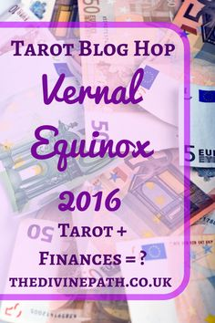 Tarot Reader and Reiki Master Sarah Kral explores the Kings of the tarot pack with regards to financial matters