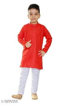 Sherwanis Kids Boys Kurta Sets Top Fabric: Cotton Bottom Fabric: Cotton Sleeve Length: Long Sleeves Bottom Type: pyjamas Top Pattern: Solid Multipack: 1 Sizes:  4-5 Years 5-6 Years 1-2 Years 3-4 Years 6-7 Years 2-3 Years Country of Origin: India Sizes Available: 0-3 Months, 0-6 Months, 3-6 Months, 6-9 Months, 6-12 Months, 9-12 Months, 12-18 Months, 18-24 Months, 0-1 Years, 1-2 Years, 2-3 Years, 3-4 Years, 4-5 Years, 5-6 Years, 6-7 Years, 7-8 Years, 8-9 Years, 9-10 Years   Catalog Rating: ★4.2 (7043)  Catalog Name: Fancy Kids Boys Sherwanis Vol 5 CatalogID_786205 C58-SC1172 Code: 003-5295568-645