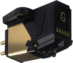 Grado Gold1 Prestige Series Phono Cartridge -frequency response to 60 kHz and beyond