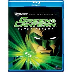 Green Lantern: First Flight (