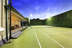 Tennis Court | 26 William Street, Brighton Williams Street, Wall Street Journal, Victorian Homes, Brighton, Architecture Design, Restoration, Tennis, Australia, House