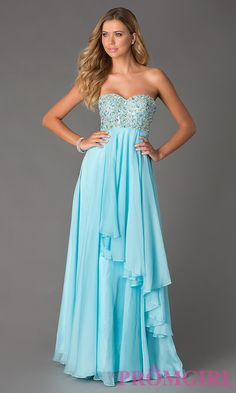 Long Prom Dress Style: AL-35620 Front Image