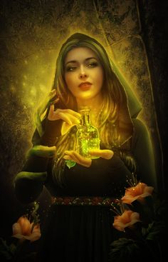 ☆ Magical Potion -::- Artist Svetlana Osipova ☆