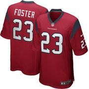 #NFLShop.com - #NFLShop.com Youth Houston Texans Arian Foster Nike Red Alternate Game Jersey - AdoreWe.com