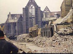 Rotterdam na de oorlog