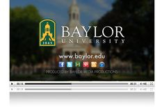 "New #Baylor University commercial for 2012 stars alumni, students and professors: ""This Is Only the Beginning"" #sicem"