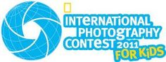 National Geographic photo contest for kids