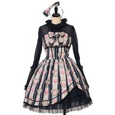 Worldwide shipping available ♪  Queen's Coachpattern Dress + headband   ALICE and the PIRATES  https://www.wunderwelt.jp/en/products/w-24807  IOS application ☆ Alice Holic ☆ release  Japanese: https://aliceholic.com/  English: http://en.aliceholic.com/