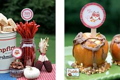 Party ideas for kids with fall birthdays