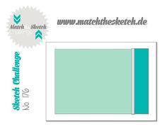 Willkommen zu Sketch Nr. 176 bei Match the Sketch! Ihr habt bis Dienstag, 20 Uhr (MEZ) Zeit um an der Challenge teilzunehmen. Welcome ...
