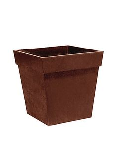 Dress up your entryway, patio, deck or any outdoor living space with the Tierra Verde 13 in. Self-Watering Planter. Made from 98% recycled material, this self-watering planter has an elegant look that is durable for all seasons and has a 365 day no crack guarantee. This sleek planter features an interior self-watering system to ensure plants stay properly hydrated. Soil added to the planter perches above a base water reservoir where the plants roots can stretch down out of the soil and into…