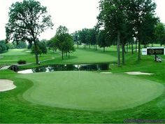 Firestone Country Club, South Course - Akron, Ohio