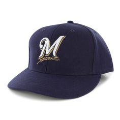 brand new f1711 7fb1a Milwaukee Brewers Bullpen MVP Home 47 Brand Adjustable Hat