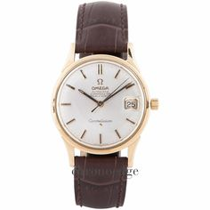 Omega Constellation Vintage 18ct Yellow Gold ref 1685004-1700 EURO