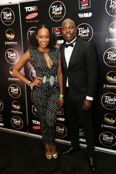 London Based Congolese Comedian Presenter And Actor Eddie Kadi Hosts The Black Magic Awards