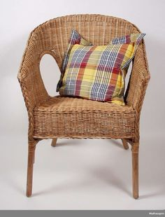 Wicker, Dining Chairs, Furniture, Home Decor, Homemade Home Decor, Home Furnishings, Dining Chair, Interior Design, Home Interiors