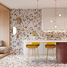 Modern Interior Design, Interior Design Kitchen, Interior Decorating, Decorating Blogs, Interior Paint, Interior Styling, Elle Decor, Bathroom Color Schemes, Cuisines Design